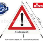 faltsignal-z101-R0-90-cm