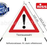 faltsignal-z101-R1-110-cm